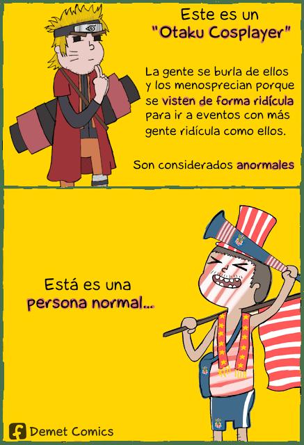 persona normal vs otaku