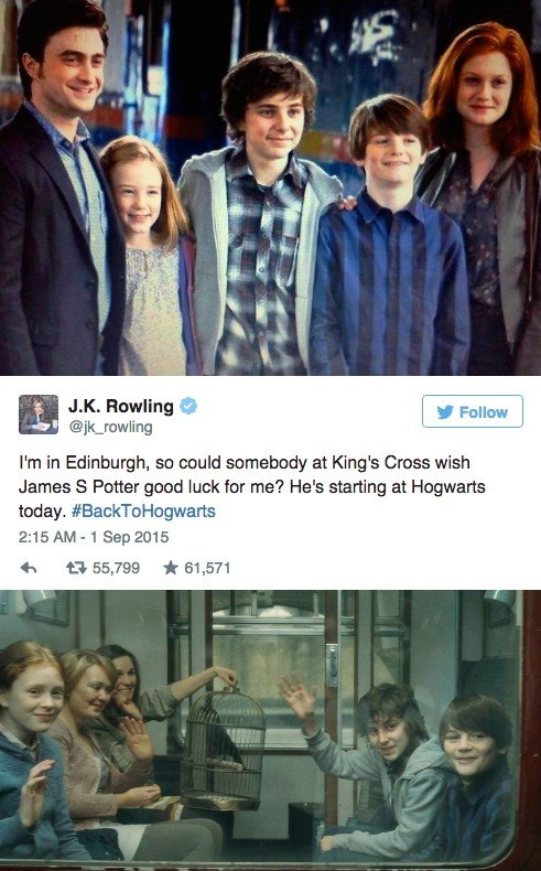 geek memes james s potter first day at hogwarts