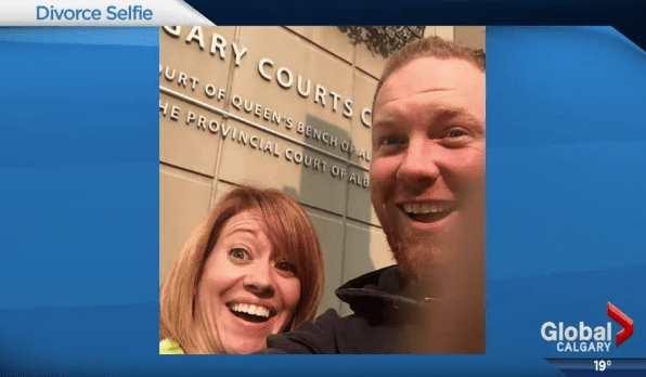 Face - JARY COURTSC Divorce Selfie URT OF QUEEN'S BENCH OF AL HE PROVINCIAL COURT OF ALE Global CALGARY 19°