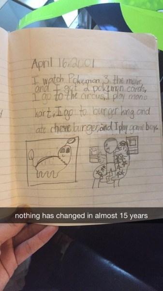 pokemon memes nothing has changed snap