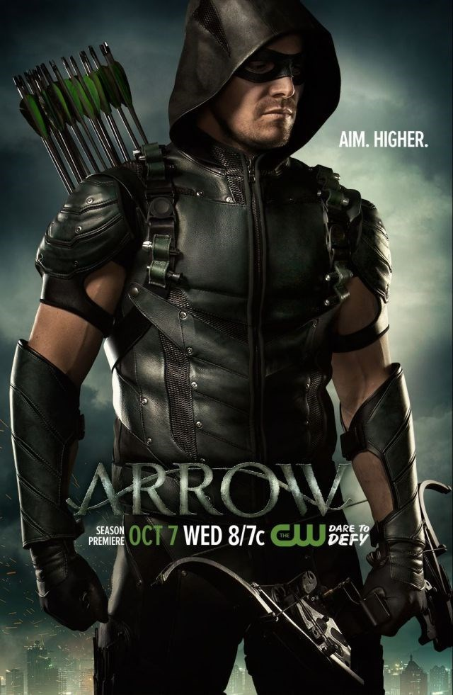 superheroes-green-arrow-dc-oliver-queen-has-an-awesome-new-look-in-season-4-poster
