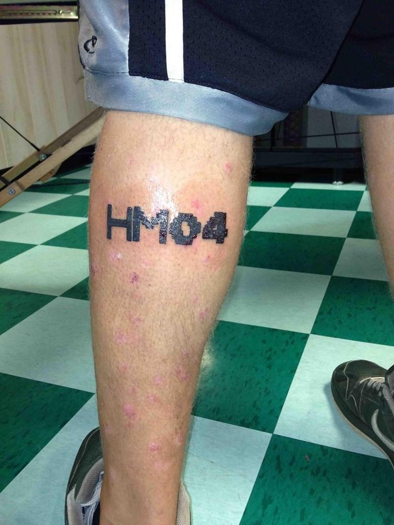 pokemon memes hm04 tattoo
