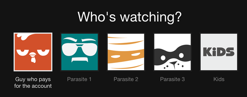 funny-parent-quotes-when-dad-creates-netflix-profiles