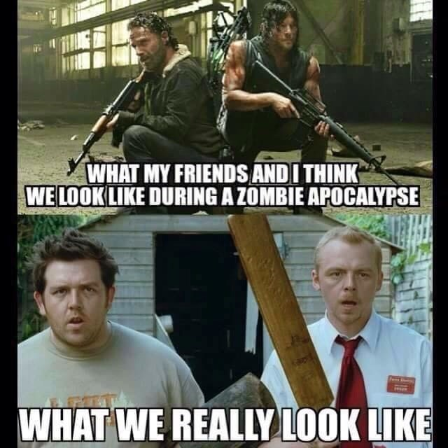 The Apocalypse Isn T The Same For Everyone The Walking Dead