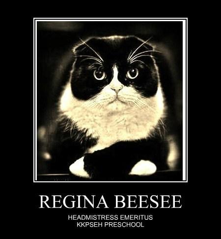 REGINA BEESEE
