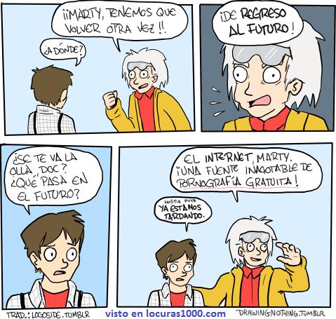 volviendo al futuro