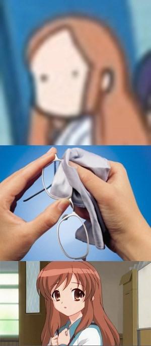 anime glasses - 8561198592