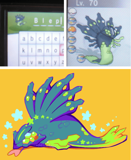 Zygarde, the Blep Pokémon