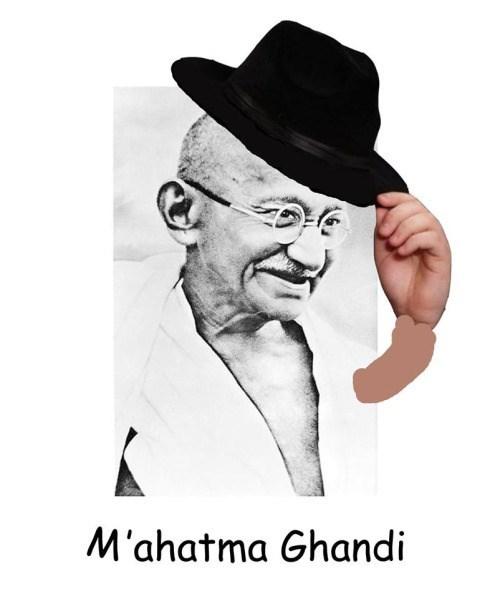 funny memes mahatma ghandi