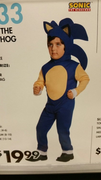 Gotta Go Fast to Get More Halloween Candy