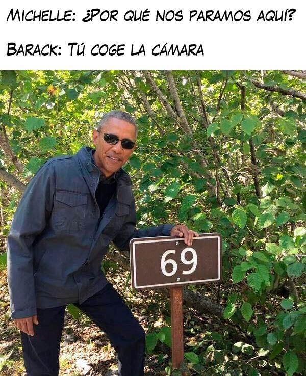 Obama es un loquillo