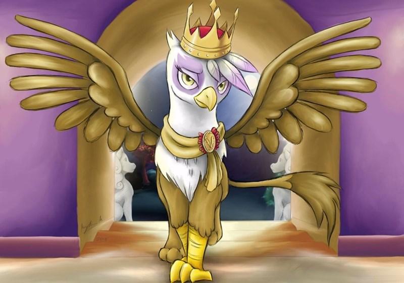 queen griffons gila - 8561650432