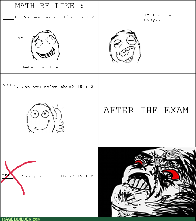 FAIL,math,exams