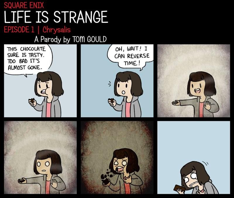 life is strange web comics - 8561690880
