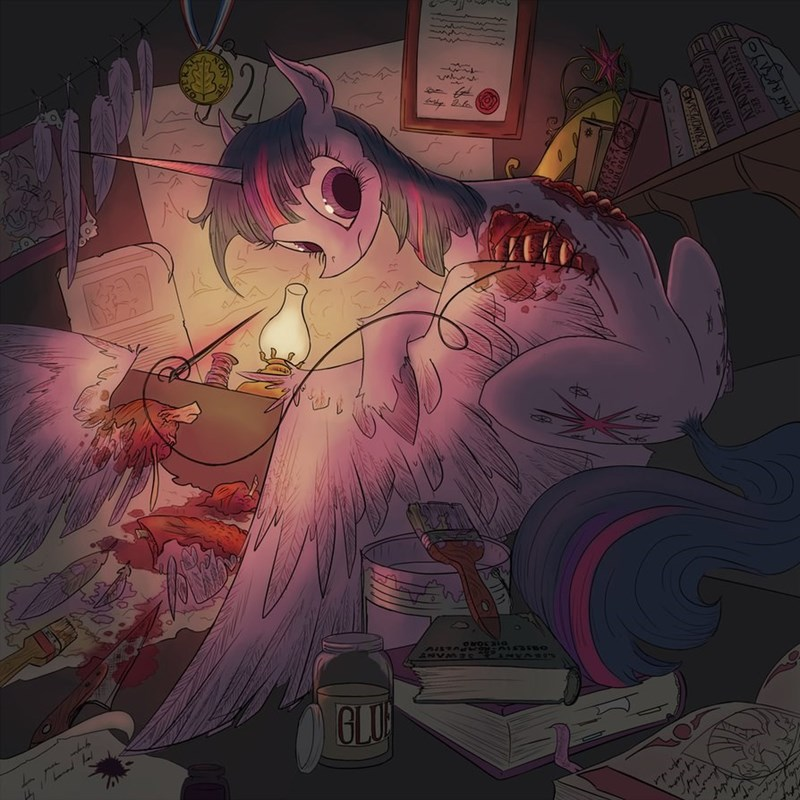 wings,twilight sparkle