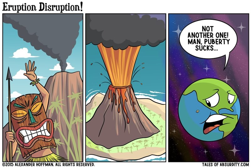 funny-web-comics-uncontrollable-eruptions-are-normal-at-that-time-in-your-life