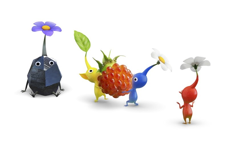 video game news pikmin 4 nearly complete