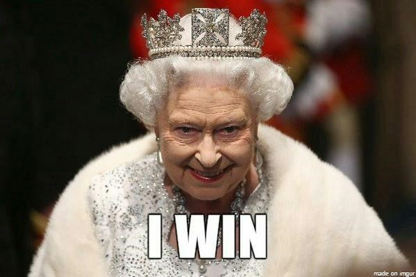 Queen Elizabeth is England's longest reigning monarch.