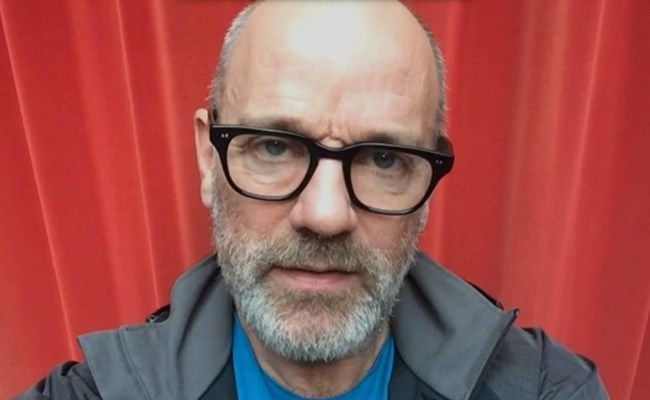 Donald Trump pissed off michael stipe by using his music without asking.