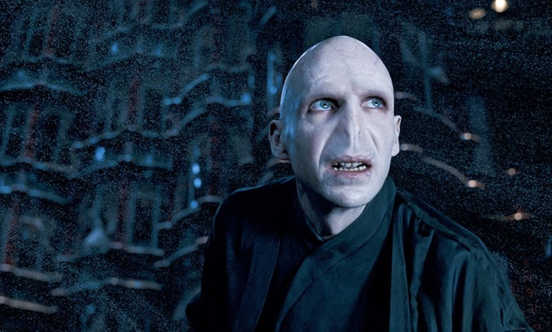 J.K. Rowling corrects how you've been saying Voldemort.
