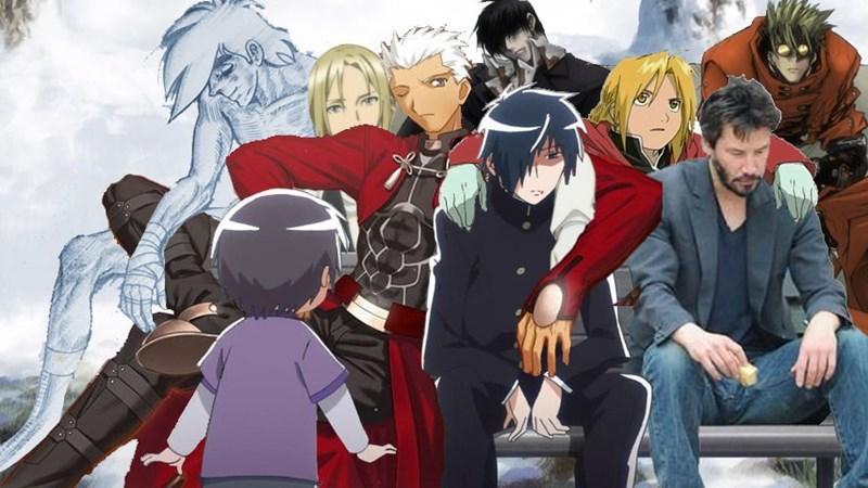 anime sad keanu - 8563242496