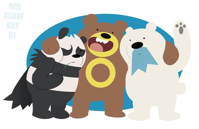 pokemon memes we bare bears