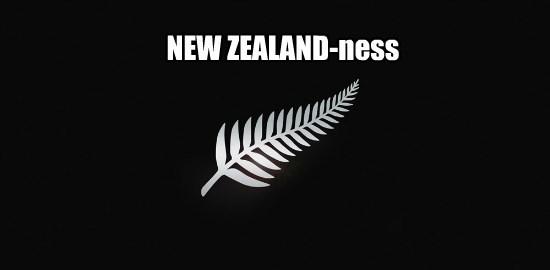 NEW ZEALAND-ness