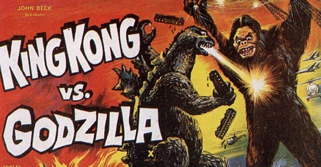 Godzilla will once again take on King Kong in a new moview.