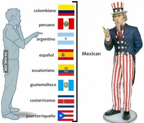latinos mexicanos