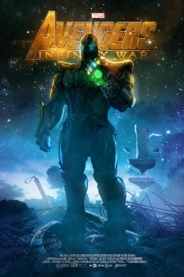 superheroes-avengers-marvel-infinity-wars-thanos-poster