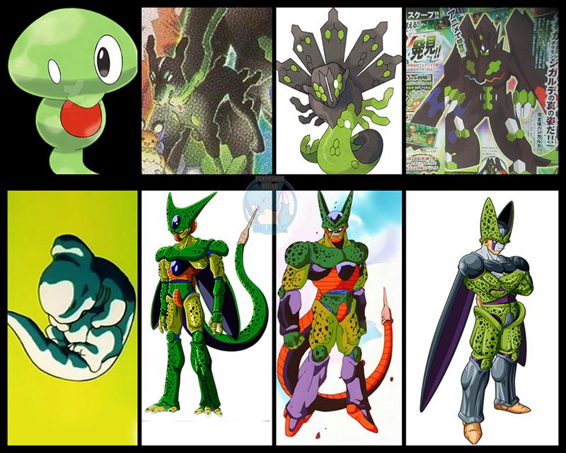 Pokémon zygarde - 8563992320