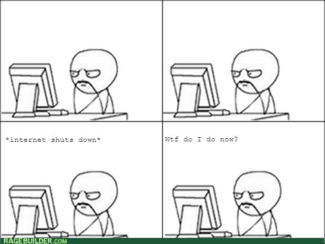 internet no life