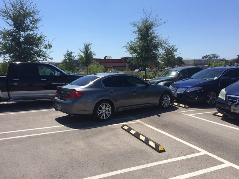 FAIL cars driving parking - 8564291072