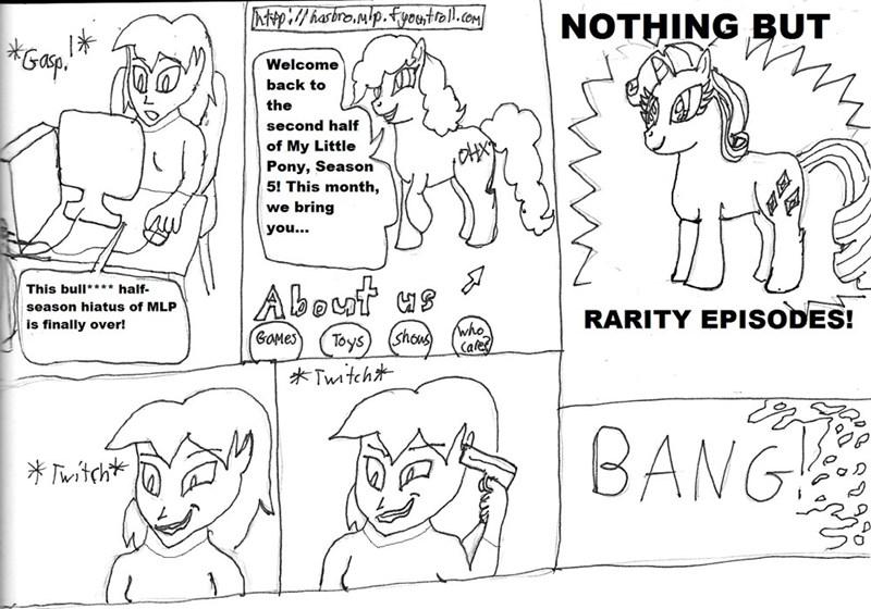 geerous,worst pony,rarity