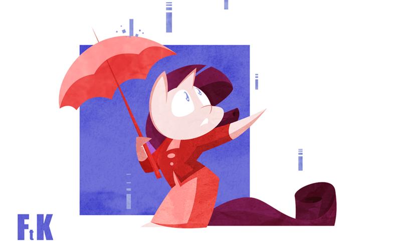my-little-brony-rarity-in-the-rain-fan-art