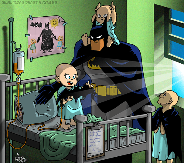 superheroes-batman-dc-good-guy-vistis-sick-kids-comic-cute