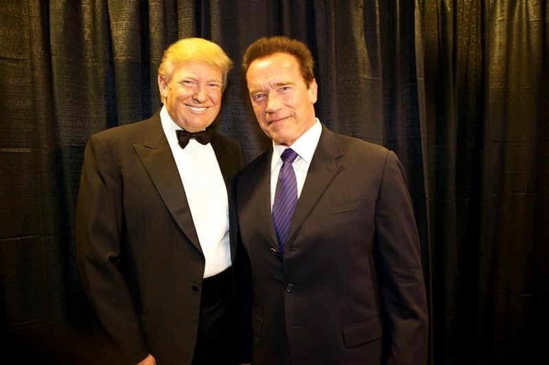 Arnold Schwarzenegger will be the new host of Celebrity Apprentice, replacing Donald Trump.