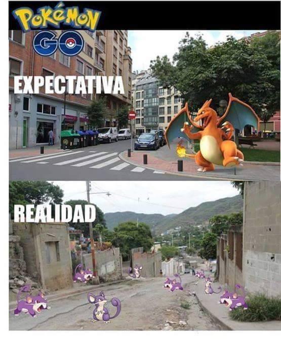 expectativa realidad