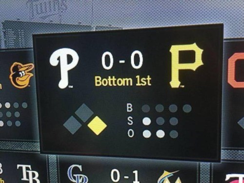 Major League Butt Problems
