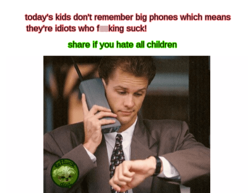 funny memes big phones kids suck