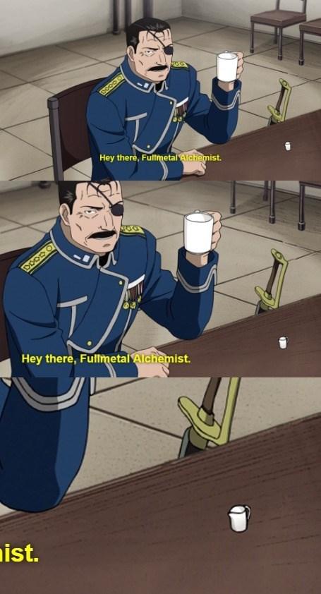 anime memes fullmetal alchemist tiny milk