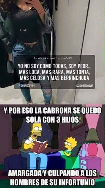 soy peor