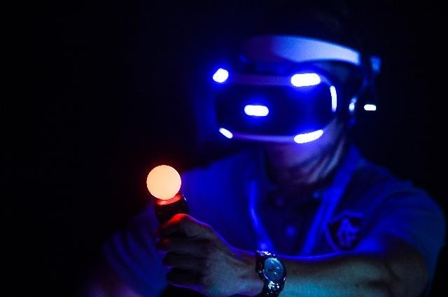 Sony renames Project morpheus to Playstation VR.