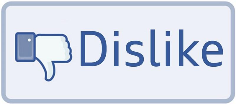 Facebook is preparing a dislike button