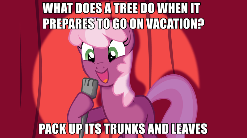 my-little-brony-berry-punch-bad-stand-up-tree-pun-meme