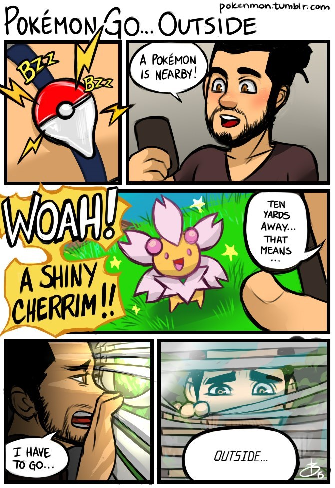 pokemon memes pokemon go outside