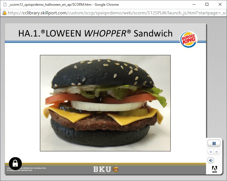 Burger King Might bring the black hamburger to America for Halloween.