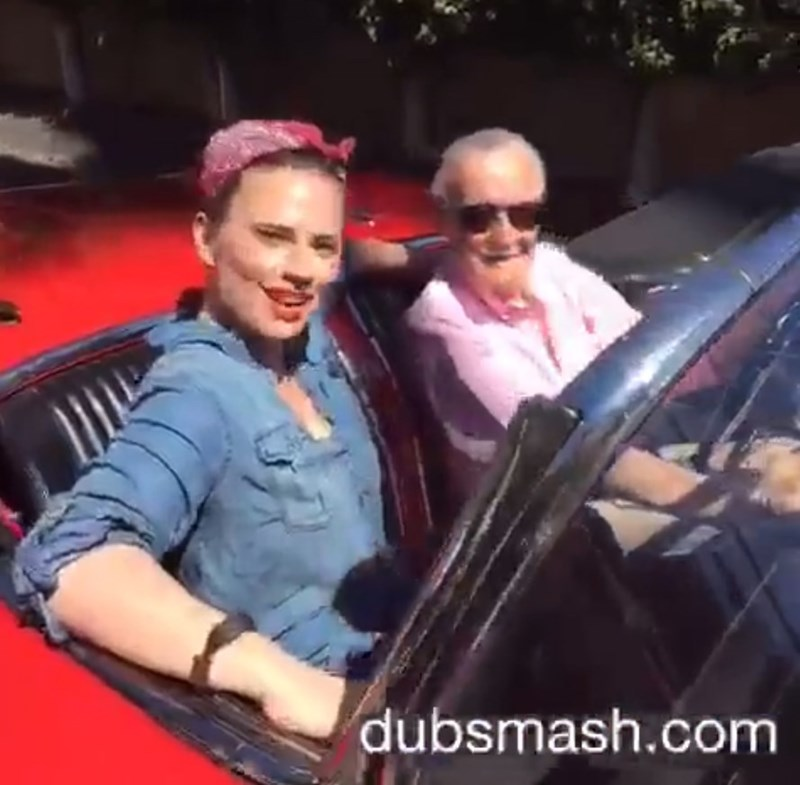 superheroes-agent-carter-agents-of-shield-marvel-stan-lee-cameo-dubsmash-war