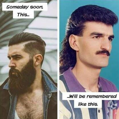 funny memes hipster hair is the new mullet