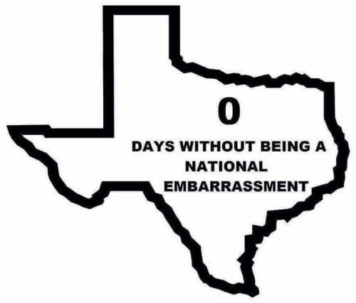 Congrats, Texas